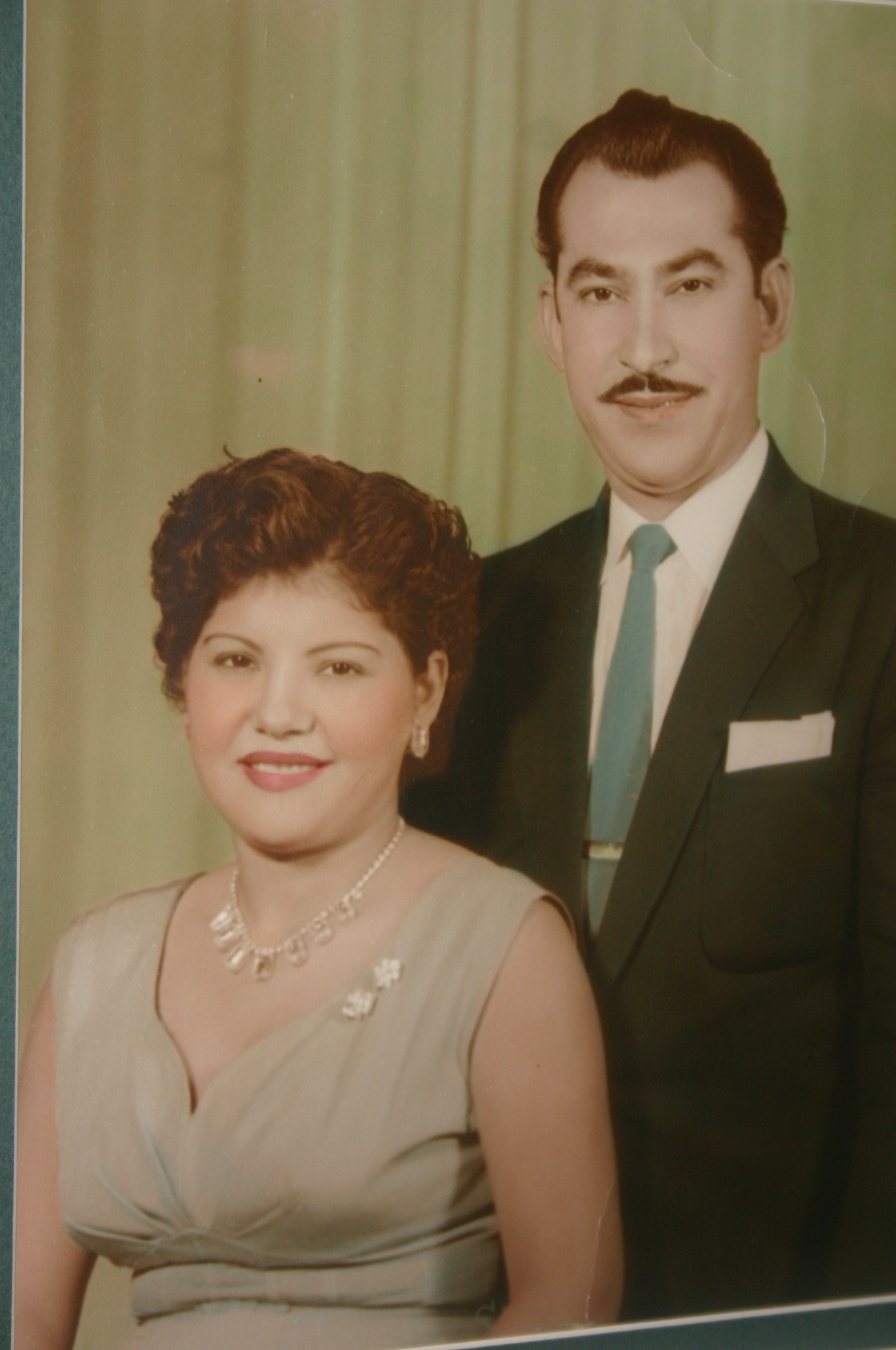 Agapito & Odilia: The early years