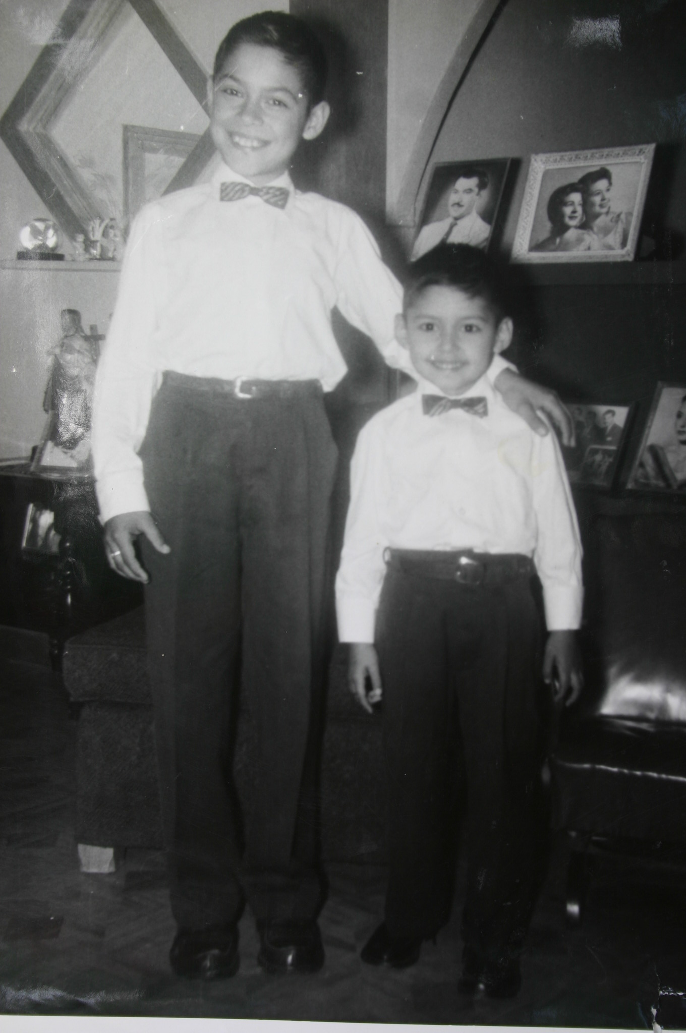 Juan and Homero Zuniga
