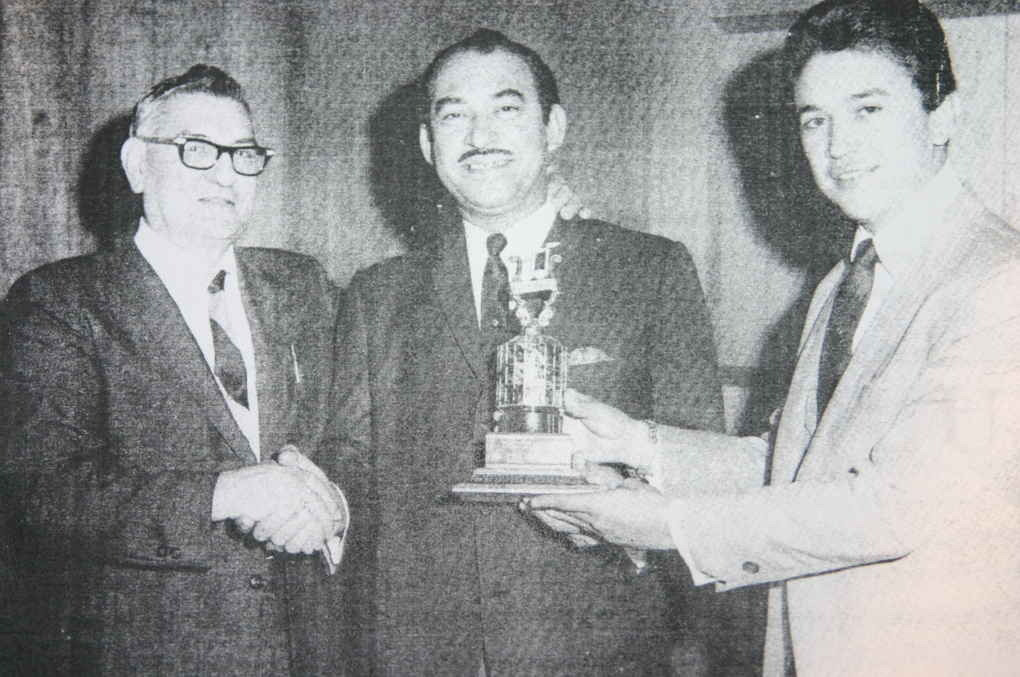 Jose H. Gonzalez, Agapito, and Paulino Bernal