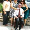 Agapito & Odilia with Diana Mendez and daughter, Sylvia